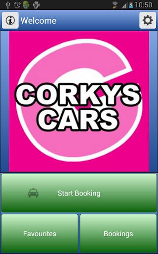 Corkys Cars