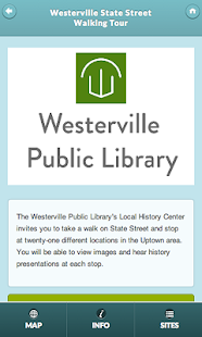 Westerville History Center- screenshot thumbnail