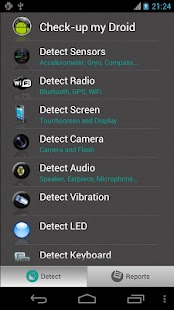 Android Detector for Hardware - screenshot thumbnail