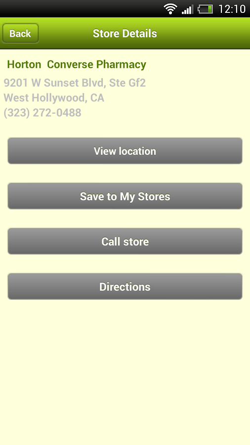 Shopper Grocery Shopping List - screenshot