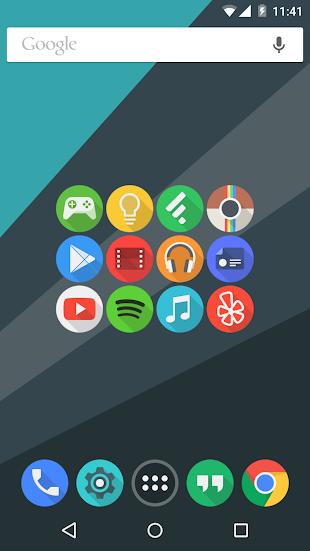 Click UI - Icon Pack- screenshot thumbnail