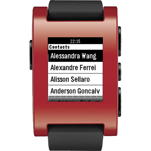Contrack for Pebble