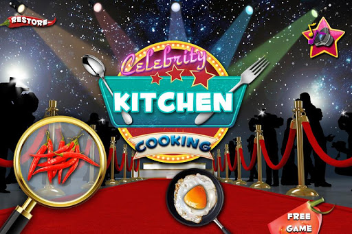 Star Cooking Hidden Objects