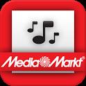 Media Markt musicflat icon