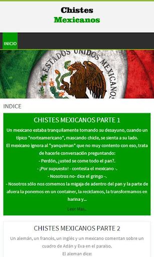 Chistes Mexicanos
