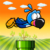 Flopp - The Clumsy Floppy Bird