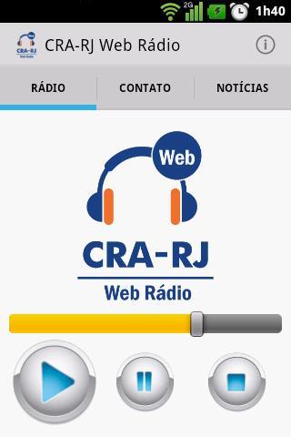 Web Rádio CRA-RJ