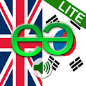 English to Korean Lite logo