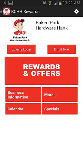 RCHH Rewards