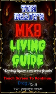 MK9 Living Guide - screenshot thumbnail