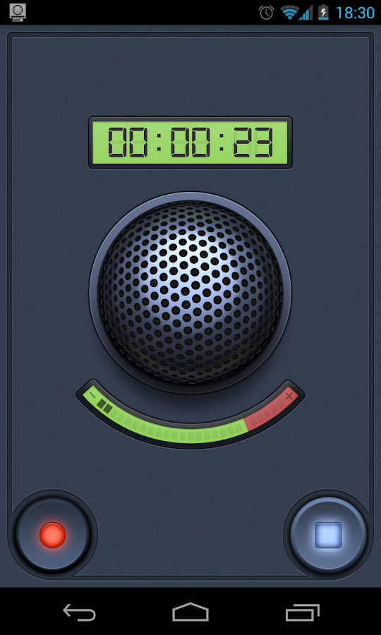VoiceBase- screenshot