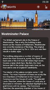 London Travel Guide - Tourias - screenshot thumbnail
