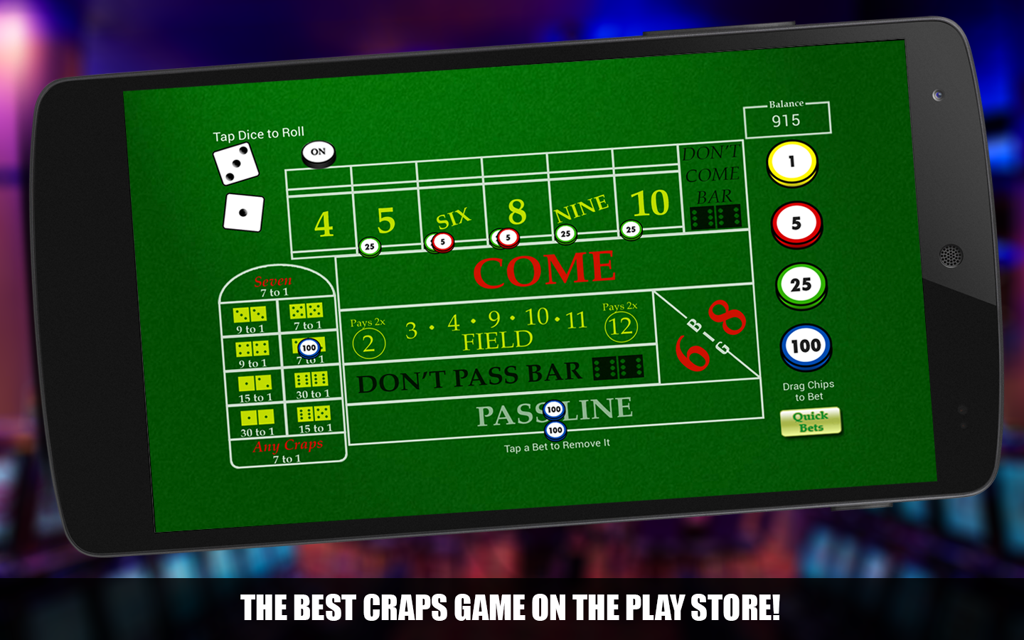 25-in-1 Casino & Sportsbook - screenshot