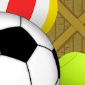 Testing Box2D logo