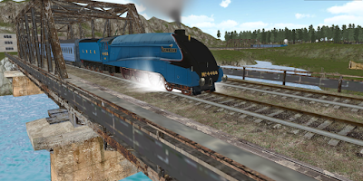 Screenshot of Train Sim Pro