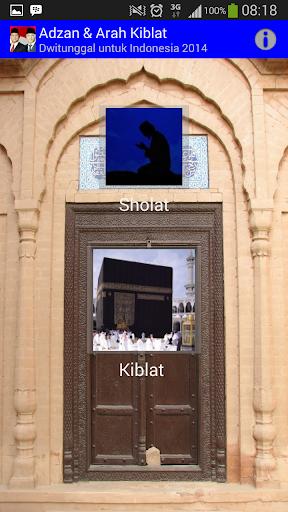 Sholat dan Kiblat Dwitunggal