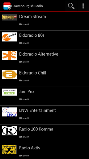 Luxembourgish Radio