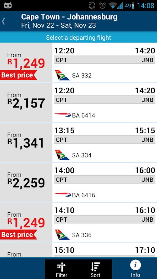 Pick n Pay Travel - An...