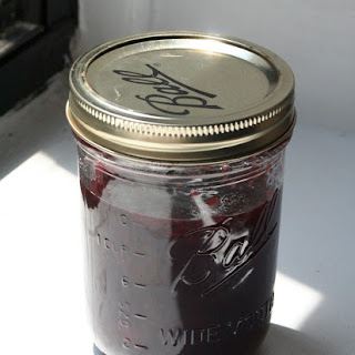 Gooseberry Jam.