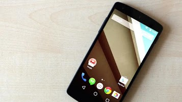 Screenshot of Android L Wallpapers HD