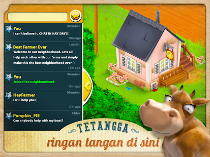 Hay Day Mod 1.24.92 (Unlimited Everything) APK