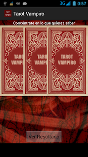 Tarot Vampiro- screenshot thumbnail