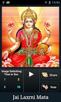 Screenshot of Laxmi Aarti-Om Jai Laxmi Mata