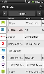 Optus TV with Fetch - screenshot thumbnail