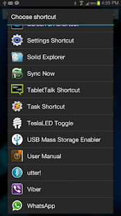 SG USB Mass Storage Enabler - screenshot thumbnail