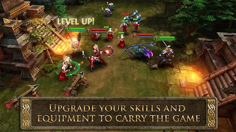 Heroes of Order & Chaos Screenshot 3