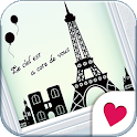 Cute wallpaper★Parisian days icon