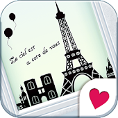 Cute wallpaper★Parisian days