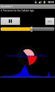 SoundSurf- screenshot thumbnail