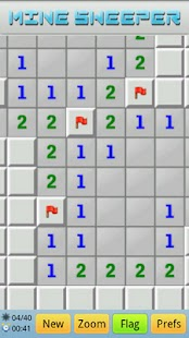 Super MineSweeper Free - screenshot thumbnail