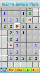 Super MineSweeper Free- screenshot thumbnail