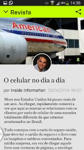 INFO Notícias- screenshot thumbnail