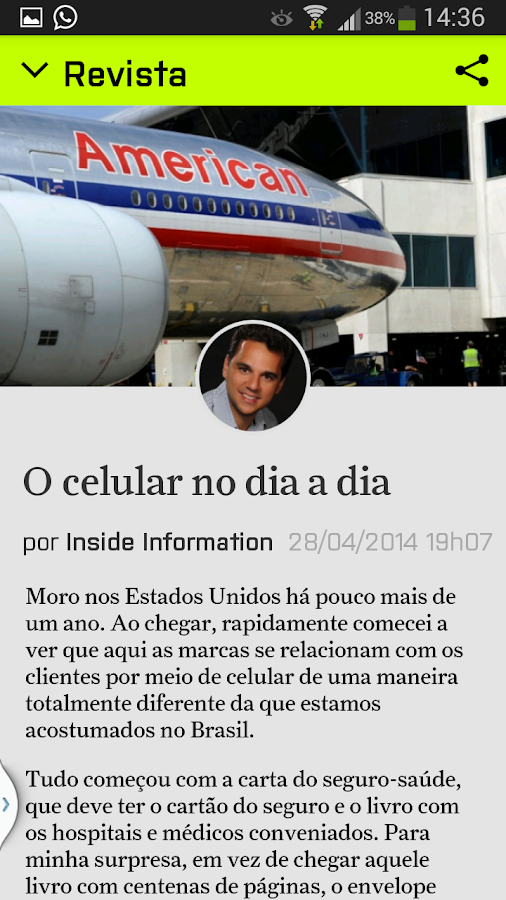 INFO Notícias- screenshot