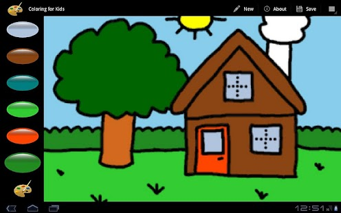 Coloring For Kids - screenshot thumbnail