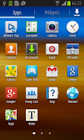 Screenshot of Alleycat FlipFont