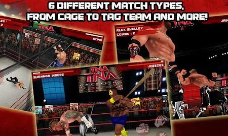 TNA Wrestling iMPACT! Screenshot 3