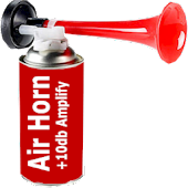 Air Horn Amplifier +10db free