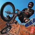 Crazy BMX Rider icon