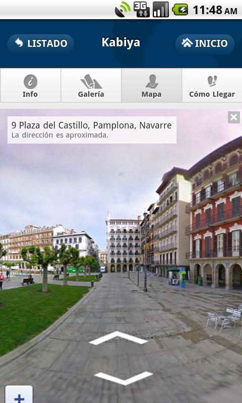 Hostelería Navarra- screenshot