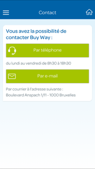 Buy Way- screenshot