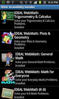Screenshot of IDEAL Access 4 Other Carriers®