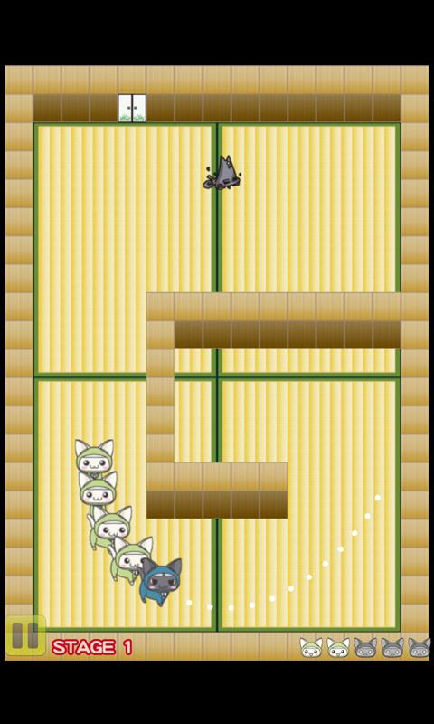 Ninja Cat Ranger - screenshot