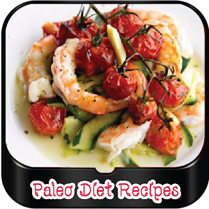 古食谱 paleo diet recipes 健康 LOGO-玩APPs
