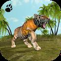 Tiger Chase Simulator icon