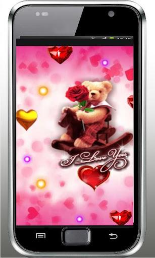 Teddy Bear Greetings LWP
