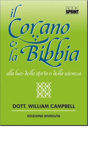 Corano Bibbia e Scienza